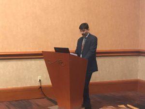GII Trustee Mr.Anup Zaveri addressing the gathering JCK 2017